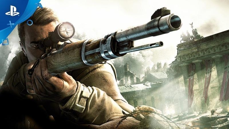 Sniper Elite V2 Remastered – Релізний трейлер