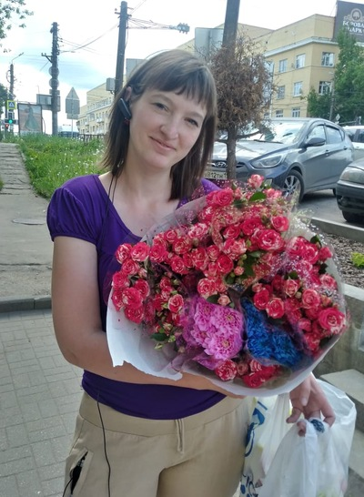 Анастасия Астапенкова
