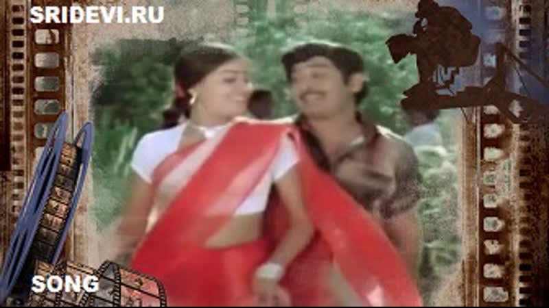 Песня Naaku Chacolate Kavali из фильма Sri Ranganeetulu telugu 1983