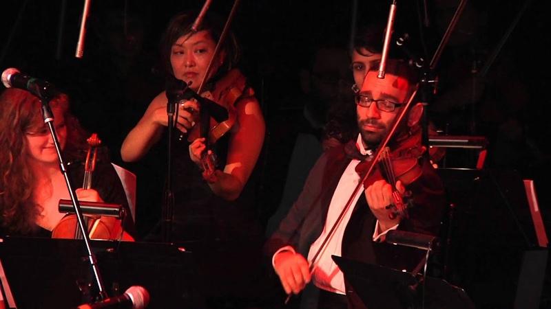 Michigan Arab Orchestra Violin Taqsim Nady Benyamine
