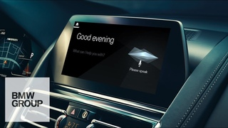 BMW's Intelligent Personal Assistant