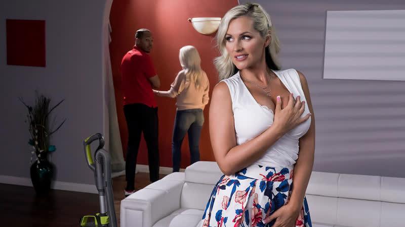 Alena Croft Mommys Busy Brazzers. Big Ass, Big Butt, Big Tits, Blowjob, Fake Tits, Interracial,