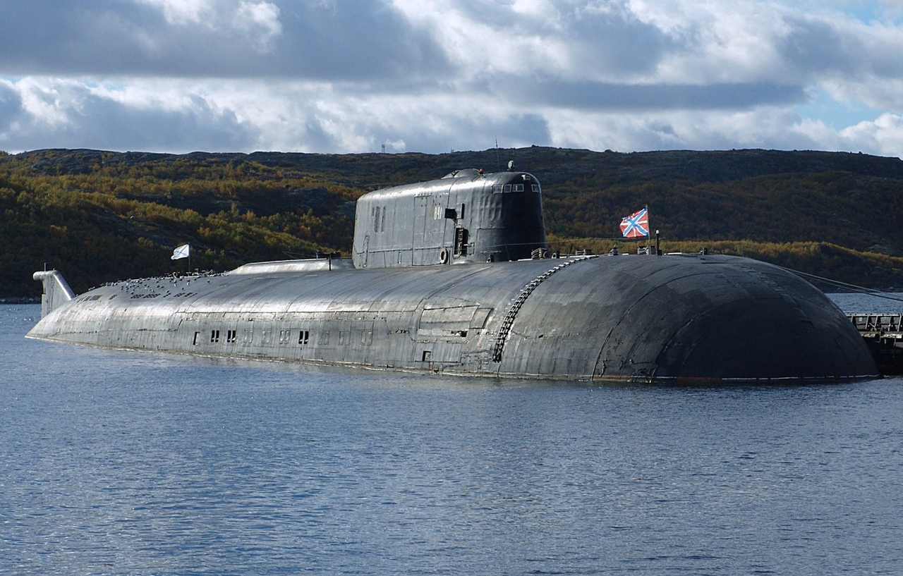 картинка атомный подводный крейсер конструкции