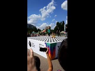 Фестиваль уличной культуры на Были