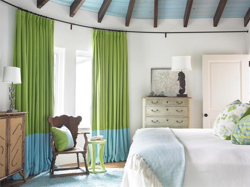 Как преобразить любую комнату с помощью штор, изображение №8