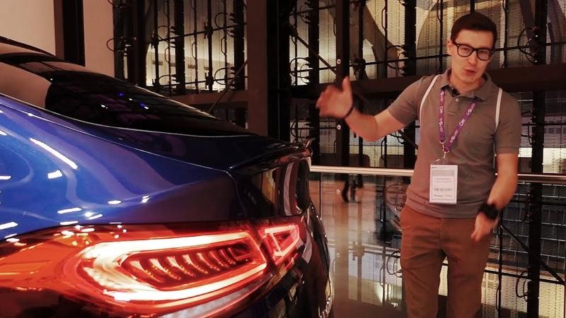 НОВЫЙ МЕРСЕДЕС ГЛЕ КУПЕ. Первый обзор Mercedes-Benz GLE Coupe