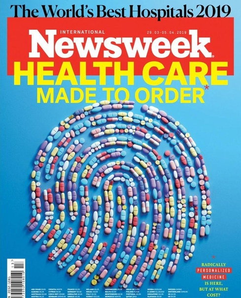 2019-03-29 Newsweek International