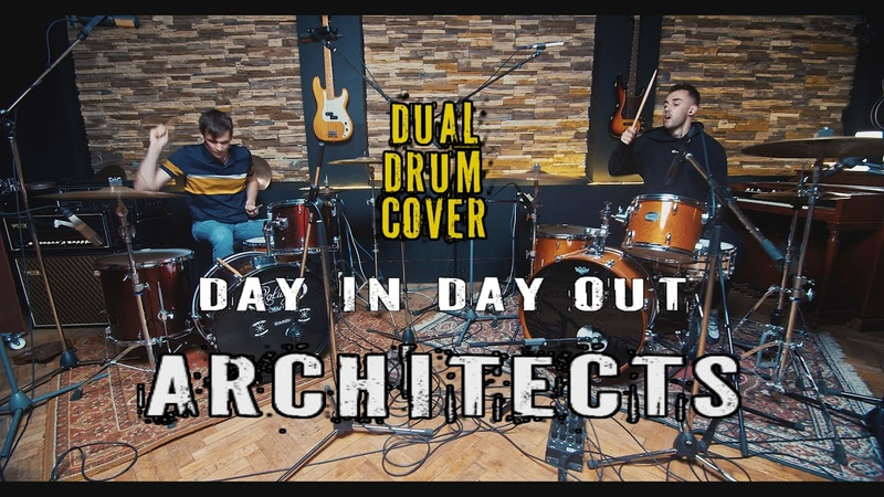 Architects - Day in Day Out (Dual Drum Cover)