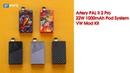 Artery PAL II 2 Pro 22W 1000mAh Pod System VW Mod Kit