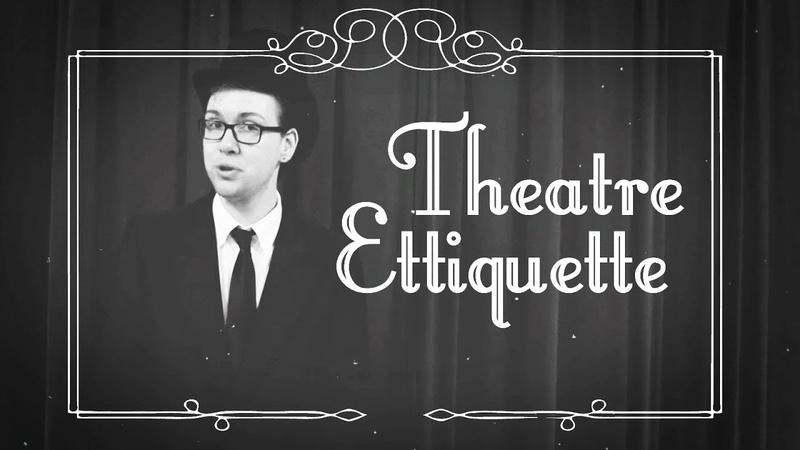 Theatre Etiquette - Magik Children's Theatre