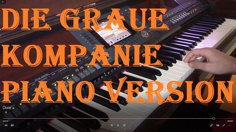 Die graue Kompanie (Piano Version)