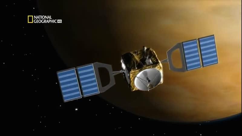 Планеты Венера и Меркурий BBC Фильм о космосе
