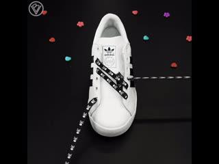 Эти 12 трюков превращают обычные шнурки в роскошь. Супер!