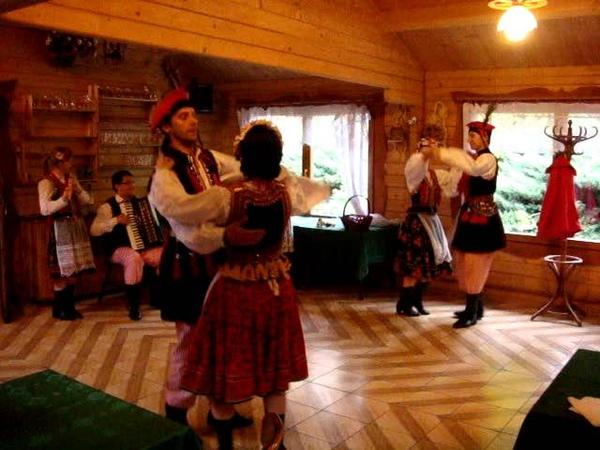 Polish Polka at The Halit Wieliczka Near Krakow trafalgarinsider travelgroupie