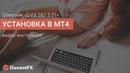 Установка советника Dfx S T5 21 v 2 в MetaTrader4