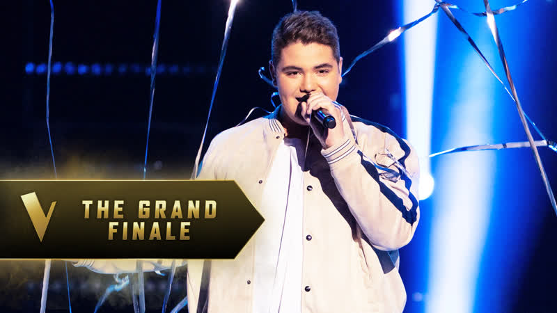 Jordan Anthony Rabbone Walk Me Home The Voice Australia 2019