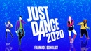 Just Dance 2020 Fanmade songlist