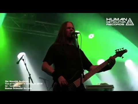 The Monolith Deathcult Fist of Stalin Live at Tattoofest 2018