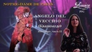 RU Angelo Del Vecchio Квазимодо Notre Dame de Paris 2016 Интервью LUMIERE PROJECT часть II