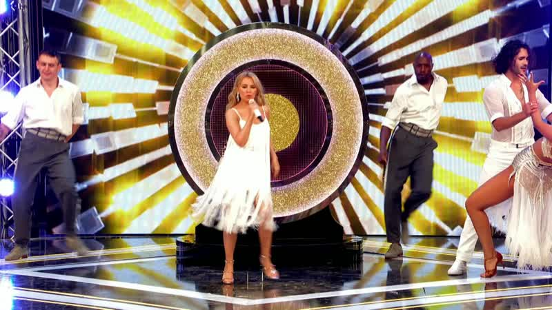 Kylie Minogue - Medley (Strictly Come Dancing - S17E01 - BBC One HD - 07Sep2019)