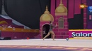 Salome Pazhava. 2019 World Rhythmic Gymnastics Championships. AA. Ball