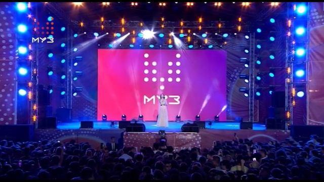 Концерт Дискотека МУЗ ТВ в Баку 2019 часть 1