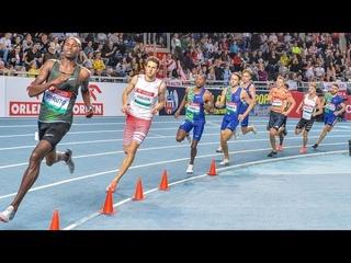 Men's 800m Race at Orlen Copernicus Cup Torun 2020