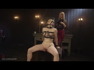 18+ WHIPPED ASS :DELIRIOUS HUNTER, MAITRESSE MADELINE (ANAL, LESBIAN, FISTING, BDSM, PORN, VIBRATOR, STRAP ON, BIG TITS, TATTOO)