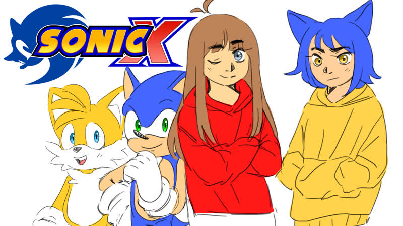 [Sonic X] c Витис и Мелисой