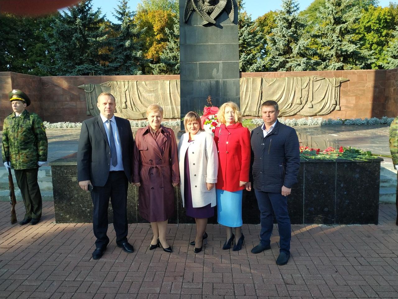 Донецкая делегация приняла участие в праздничных мероприятиях, посвященных 987-й годовщине со дня основания города Курска