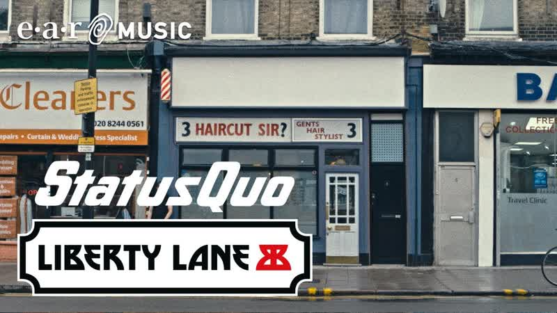 Status Quo Liberty Lane Official Music Video - New album Backbone out now
