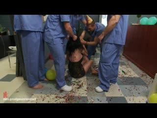 HG - Arabelle Raphael -  |KINK|HD 720|HGB|Hardcore Gangbang|СЕКС|БДСМ|BDSM|АНАЛ|GANGBANG 27