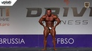 Александр Колясников на Гран-при России по бодибилдингу - 2018 / IFBB Elite Pro