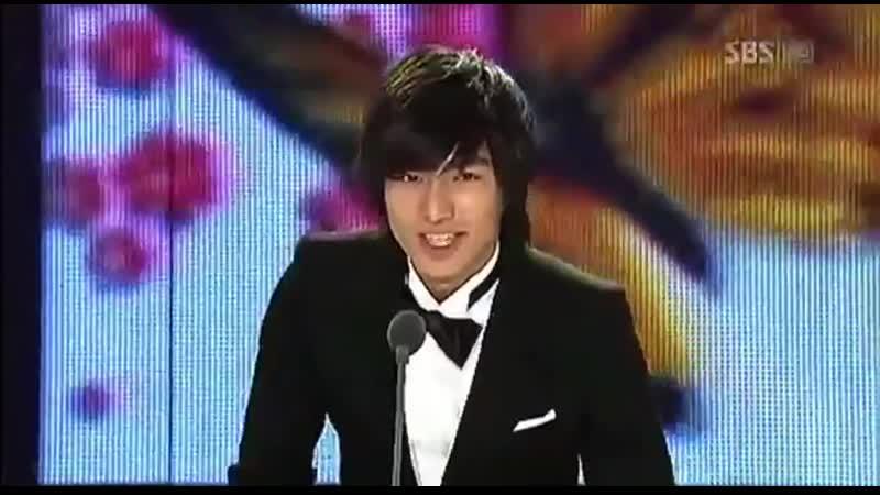 20090227 45th Baeksang Arts Awards