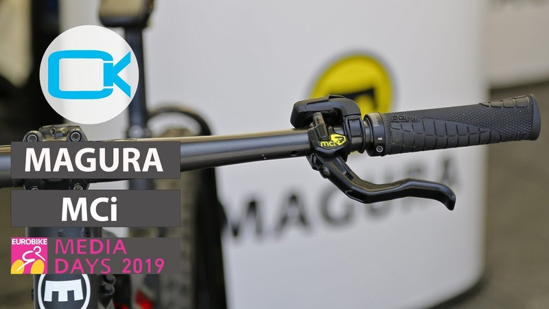 Magura MCi explained Eurobike Media Days 2019