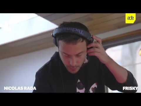 Nicolas Rada - Live @ FRISKY ADE Boathouse 2019