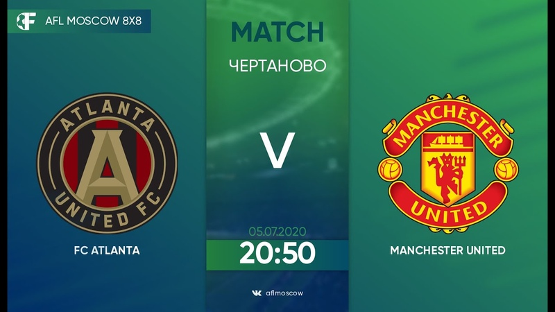 AFL20 Europa League A Day 2 FC Atlanta Manchester United