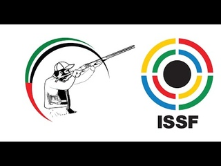 ISSF World Cup Final Shotgun, Al Ain, President's Trophy Mixed Team Skeet