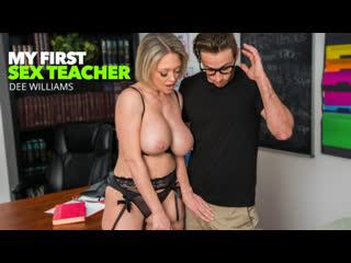 Dee williams - my first sex teacher