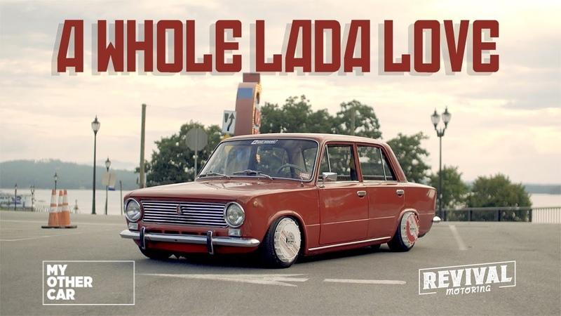 A whole Lada love. John Ludwick Jrs 1973 Lada BA3 2101