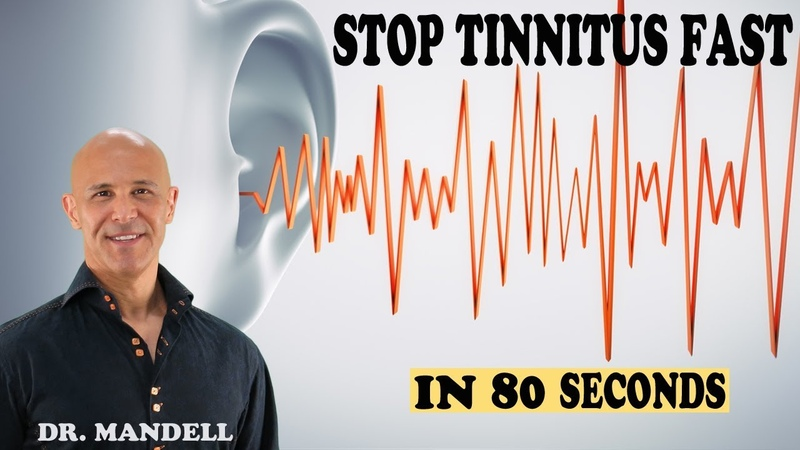 Stop Tinnitus Fast...Dr. Mandell's 4 Step Method in 80 Seconds