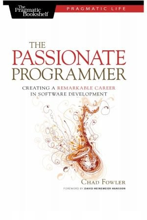 Book cover The Passionate Programmer - Chad Fowler