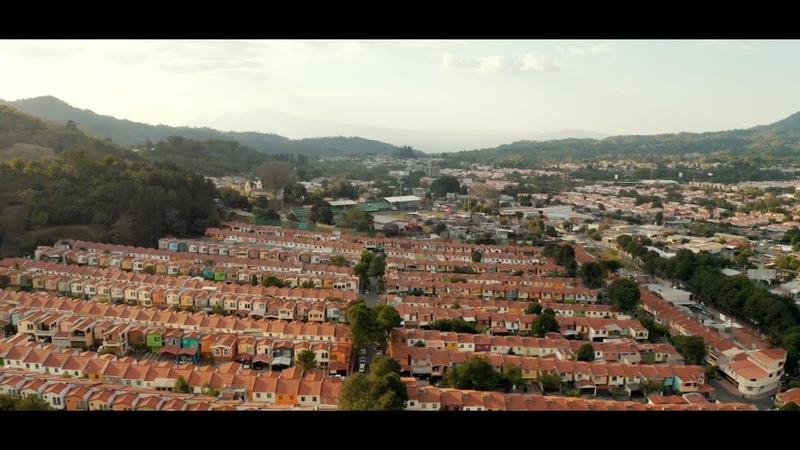 DJI Mavic 2 Pro (First Flight) at Santa Tecla, El Salvador