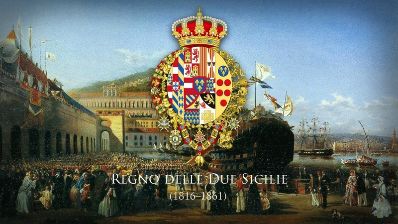 Видео Kingdom of the Two Sicilies (1816–1861) Canto dei Sanfedisti (1799) смотреть онлайн