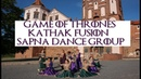 Game of Thrones Indian Dance Cover Sapna Dance Group from Belarus