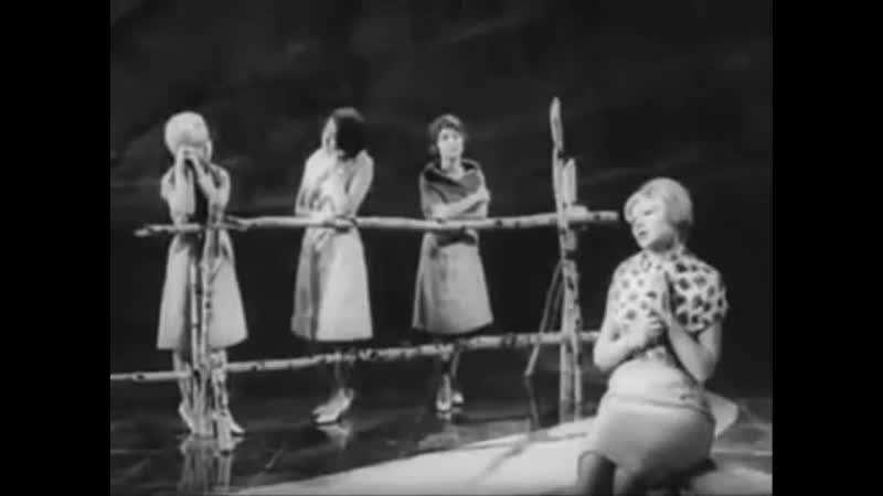 Квартет Советская песня. Калина красная