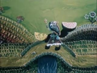 """Советский мультфильм """"Пластилиновая ворона"""". ТО """"Экран"""", 1981 год. Мультик СССР"""