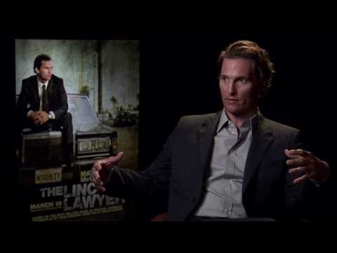 The Lincoln Lawyer Interview With Matthew McConaughey And Ryan Phillippe