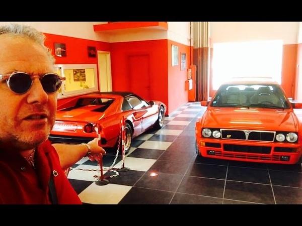 Lancia Delta Integrale Ferrari Mondial T L'Intuito Fa La Differenza