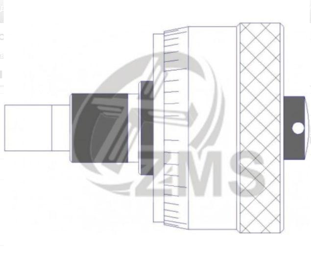 головка микрометрическая